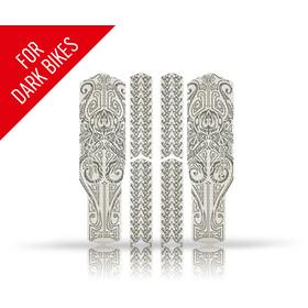 Riesel Design chain:TAPE 3000, grijs/wit